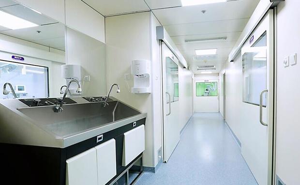 北京上上相医疗美容诊所手术室门外