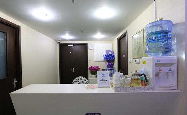 北京上上相医疗美容诊所护士站