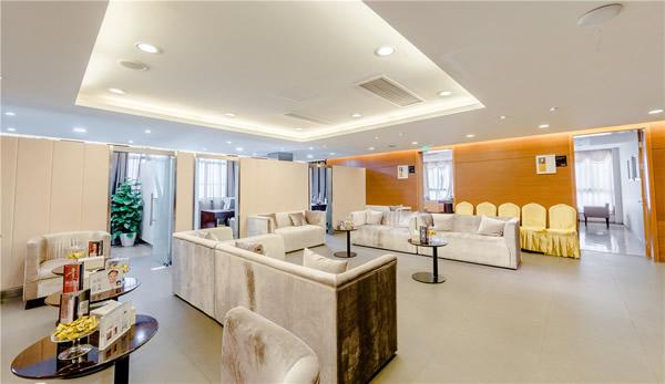 杭州艺星医疗美容医院三楼候诊区
