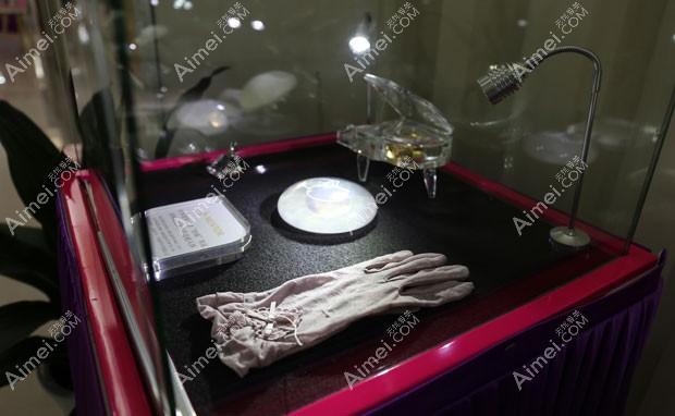 长沙雅美医疗美容医院假体展示区