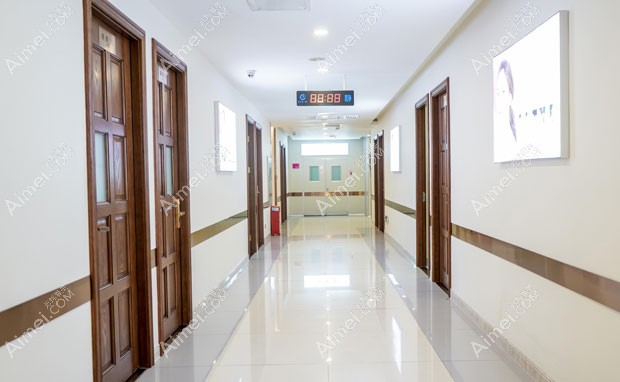长沙雅美医疗美容医院走廊