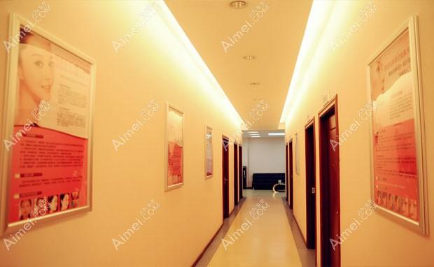 广州市荔湾区人民医院整形美容科走廊