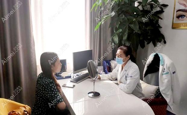 广州联合丽格医疗美容门诊部面诊室